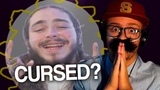 POST MALONE CURSED BY WORLDS MOST HAUNTED OBJECT! The Exorcism Of Ghost Malone Horror Game