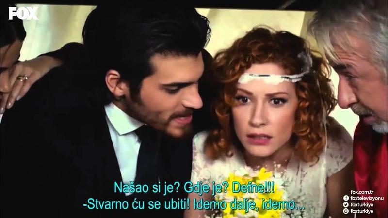 Ljubav iz inata - Defne i Yalin, vjenčanje pod stolom E 30