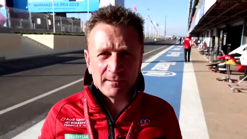 Allanmcnish Another hot race. FIAFormulaE always throws up things you can't expect OwnEverySecond ABBFormulaE FormulaE Marrakesh