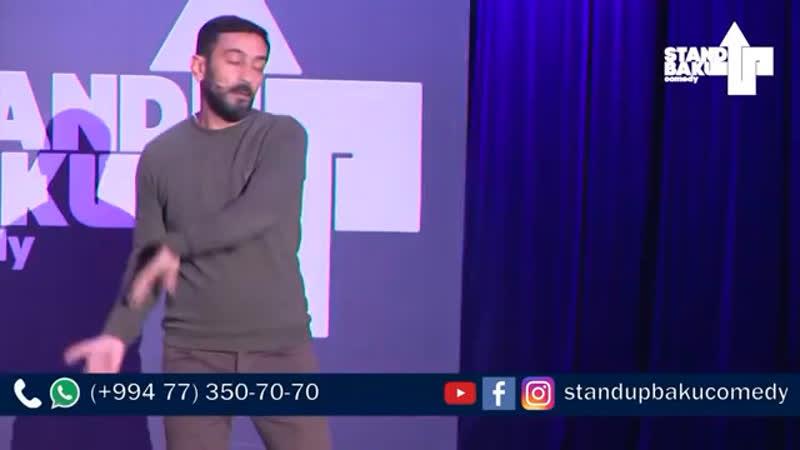 Səbuhi Bayramov (Stand UP Baku 14-cü şou)