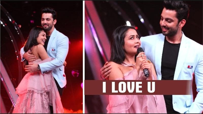 So Cute ! Neha Kakkar Confirms Her Relationship with Actor Himansh Kohli