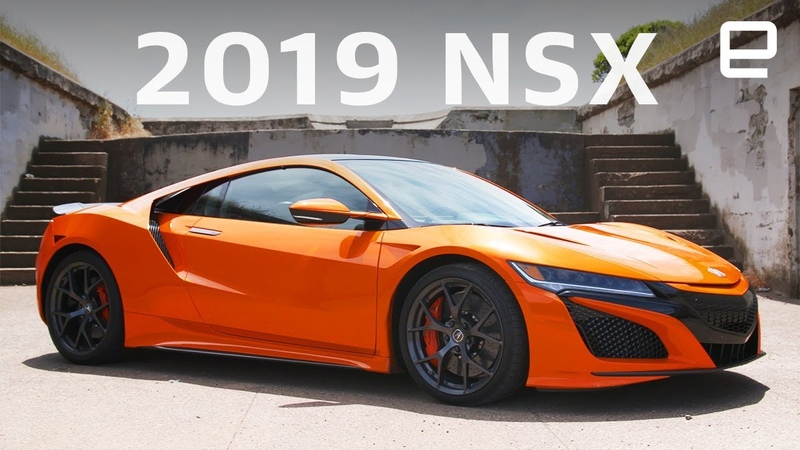 2019 Acura NSX Review Car technology done right