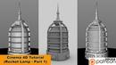 Rocket Lamp Part 1 of 3 Cinema 4D Tutorial