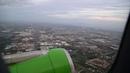 Таиланд - Взлет самолета в Бангкоке - S7 Airlines Suvarnabhumi Airport