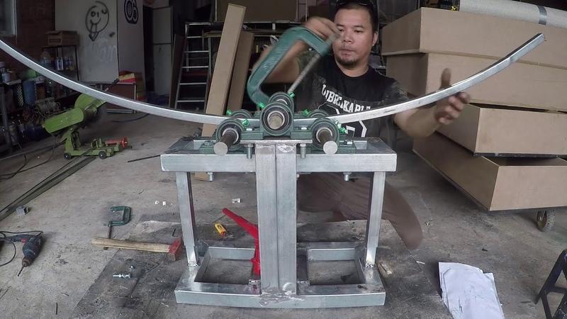 Chế tạo máy uốn sắt