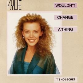 Kylie Minogue альбом Wouldn't Change a Thing