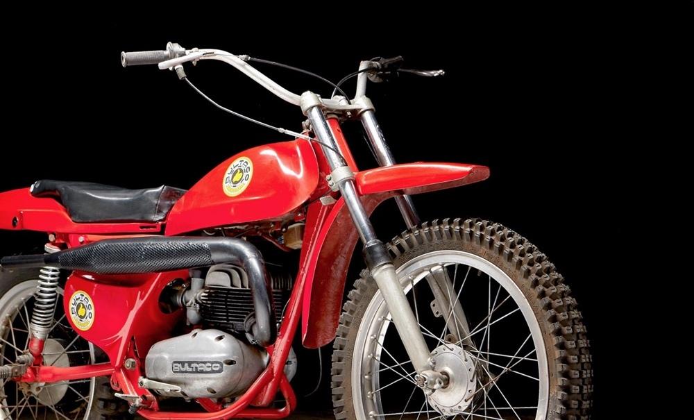 Bultaco Pursang 1968 из фильма Беспечный Ездок