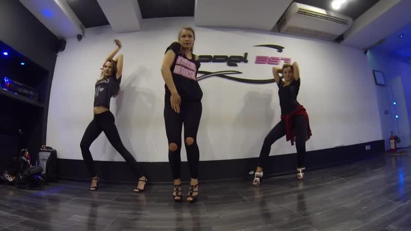 Svetlana Sysoeva Strip-dance The weeknd- Dark time (Feat. Ed Sheeran)