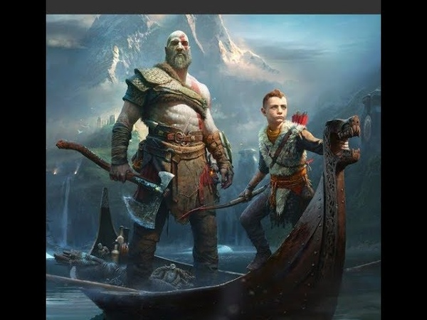 God of War Review 🎮 PS4 🎮 Story Trailer Full HD