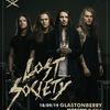 Lost Society// 18.09.19 // Москва