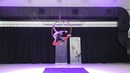 Вероника Тихонова - Catwalk Dance Fest IX[pole dance, aerial] 30.04.18.