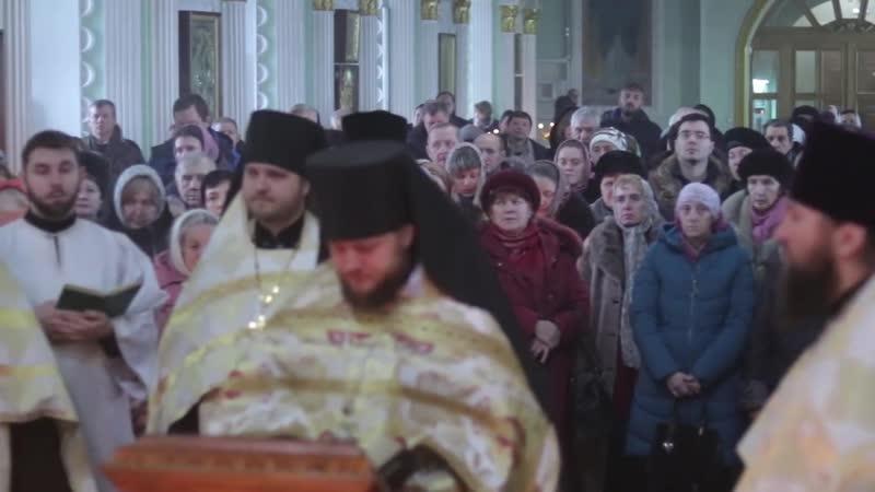 Упокой, Господи, схимитрополита Иувеналия (13.1.2019)
