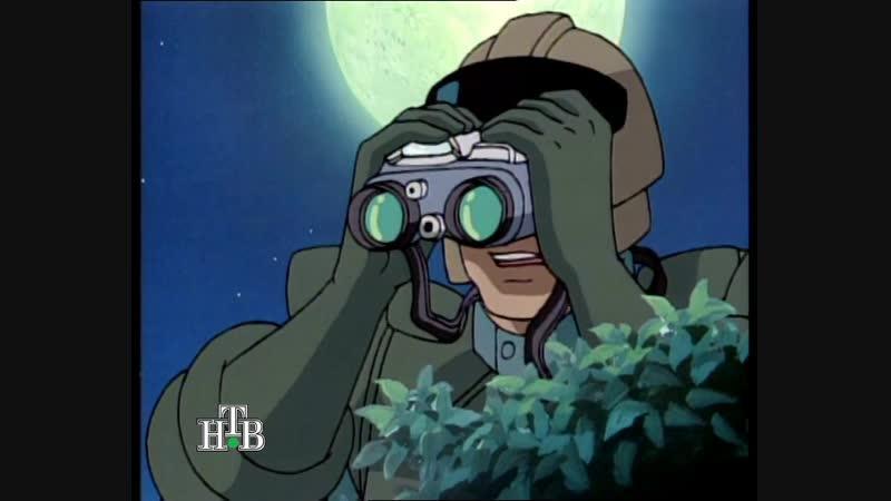 Человек паук 2 сезон 4 серия Страсти по мутантам 15 03 1997 Суббота