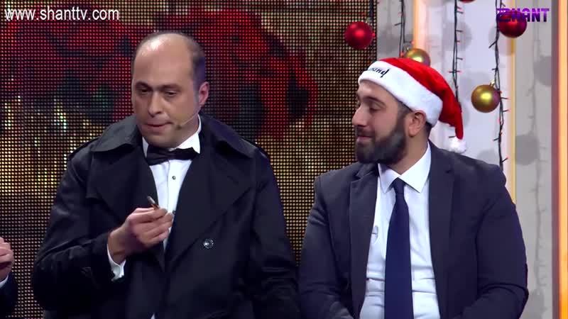 Hattrick ի ելույթը Հումորի Լիգայի եզրափակչում youtube SHANT TV Armenia