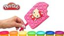 Пластилин Play Doh Мороженое Хелло Китти из пластилина Плей До
