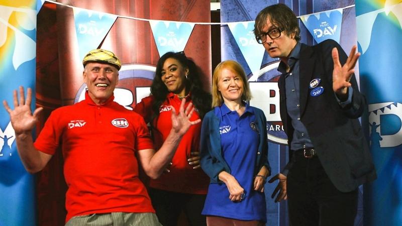 BBC One Bargain Hunt Series Happy Mondays vs Pulp September 28th 2018