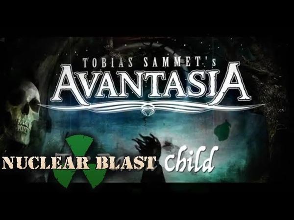 AVANTASIA - The Raven Child (OFFICIAL LYRIC VIDEO)