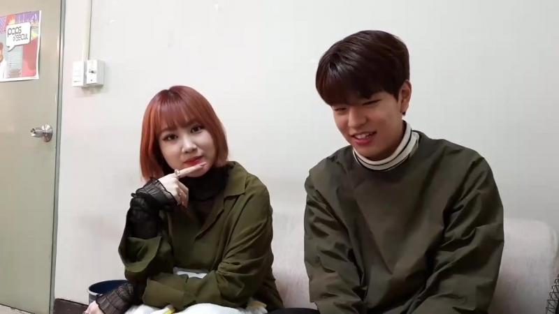[фейсбук] 181009 Пак Джимин (15), Сынмин и Хиджун @ After School Club