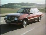 Opel Ascona Werbung 1981
