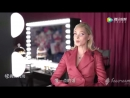Interwiew with Elsa Hosk | Russell James book China