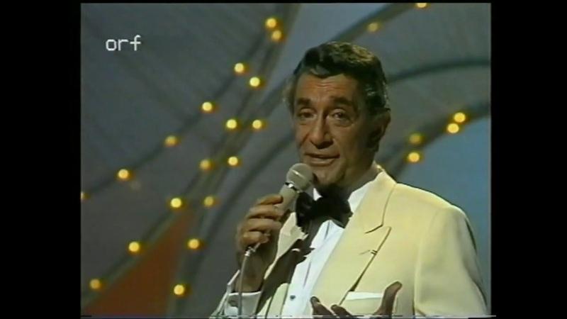 C'est peut-être pas l'Amérique - Luxembourg 1981 - Eurovision songs with live orchestra