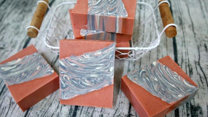 分層倒渲皂DIY - flow swirl plus layered handmade soap - 手工皂