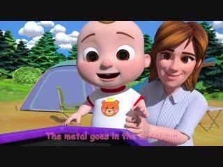 Clean Up Trash Song - CoCoMelon Nursery Rhymes Kids Songs