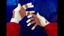 Как правильно тейпировать травмированные пальцы от борьбы в самбо, дзюдо и джиуджитсу