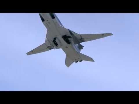 Учение стратегических ядерных сил - Ту - 22М3
