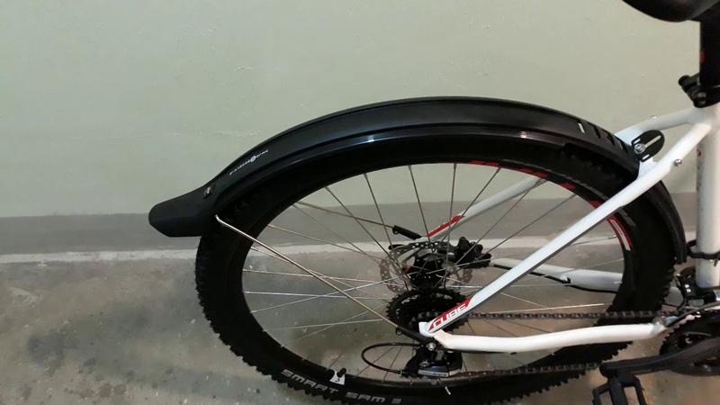 Комплект велосипедных крыльев SKS Velo 65 Mountain