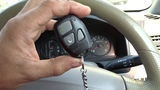 Как привязать брелок автомобильной сигнализации PANTERA CL-500