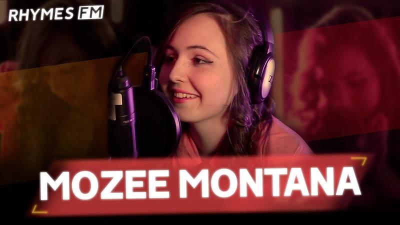 MOZEE MONTANA про женский рэп работу сутенером и собственный рынок RhymesFM