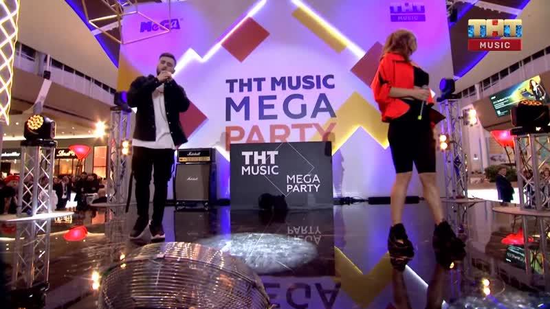 Группа Мохито на ТНТ Music Mega Party