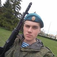 Анкета Даниил Рожков