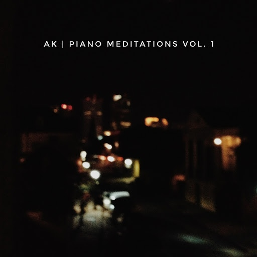 ak альбом Piano Meditations Vol. 1