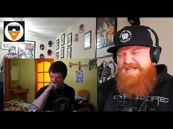 ALEX TERRIBLE COVER - Thy Art Is Murder - Reign Of Darkness - Reaction / Review