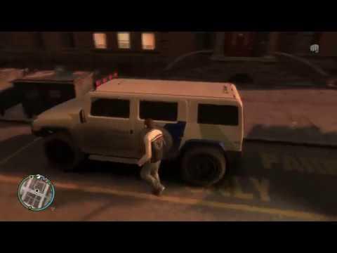GTA 4. Ликвидация особо опасных преступников - Leo Brodell (Восточная Голландия, Алгонквин)