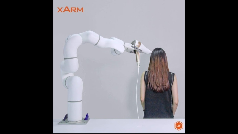 XArm - The most cost effective intuitive industrial robotic arm