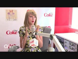 Taylor Swift Dances To Iggy Azalea ¦ On Air with Ryan Seacrest
