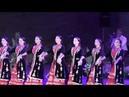 Башкирский танец Семь девушек в исполнении АНТ Акйондоз , Италия, 2018г.