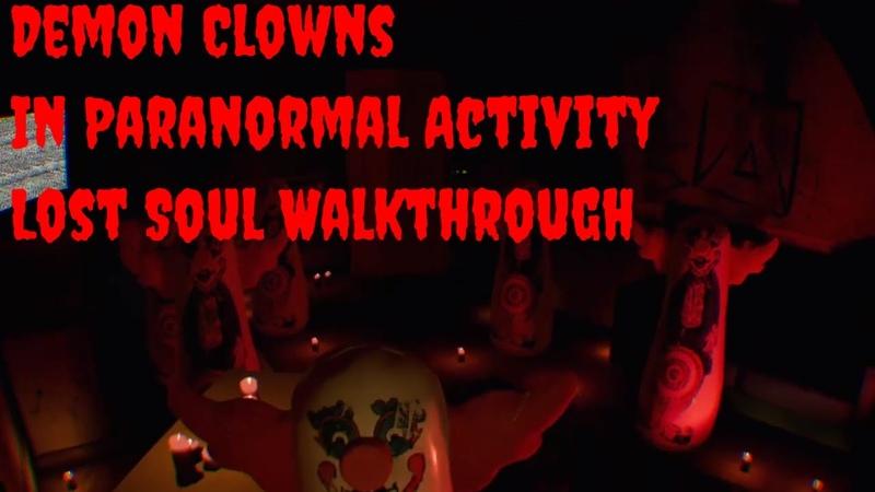 Paranormal Activity : The Lost Soul PSVR Walkthrough - Part 1