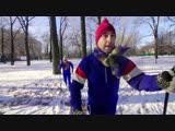 Вечерний Ургант. Иван и Митя встали на лыжи (03.12.2018)