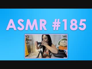 #185 ASMR ( АСМР ): Emanuelly Raquel - Облизывание ушей, звуки рта