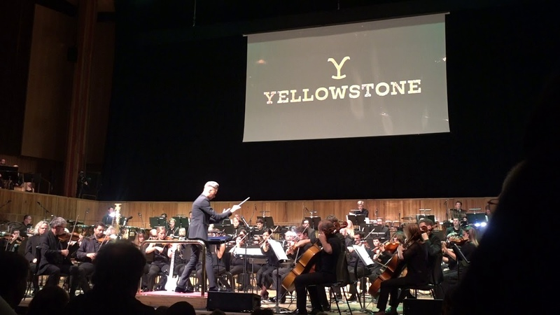 YELLOWSTONE, BRIAN TYLER LIVE IN CONCERT