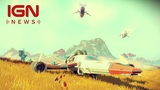 No Man's Sky Two Players Visit Same Planet at Same Time - IGN News