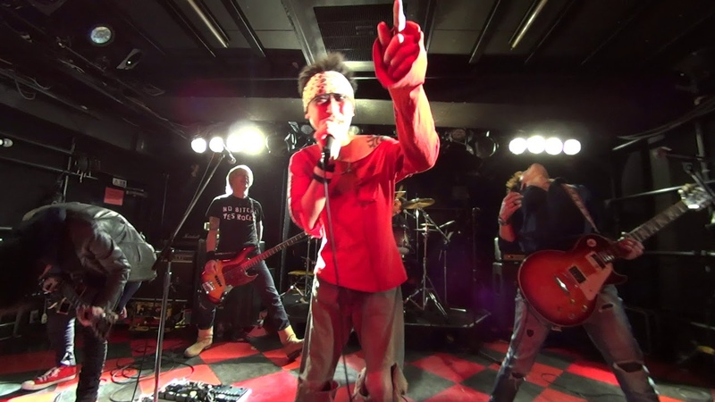2017年12/19(火) 新宿Antiknock【SILVER CHARIOTS vol.17-Falling Doves Japan Tour-】
