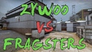 CSGO: POV aAa ZywOo vs Fragsters (49/22) cache @ ESEA MDL Season 27 EU