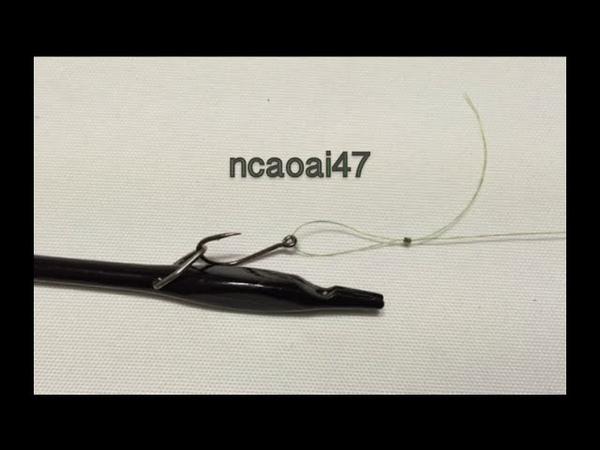 Nail Knot and Loop Knot Tool - DIY - fishing Tips - Dụng Cụ Buộc Dây câu cá