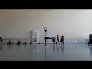 Репетиция в Астане опере