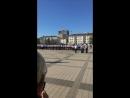 Брат на присяге в Новоросийске! Морской вокзал.